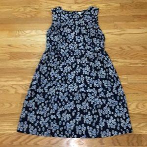 GAP lined dress